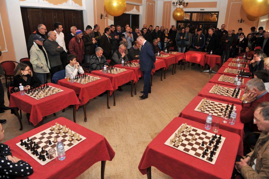 Valjevski šahovski klub