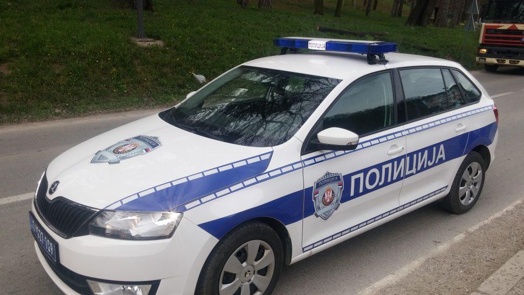 Policija Valjevo