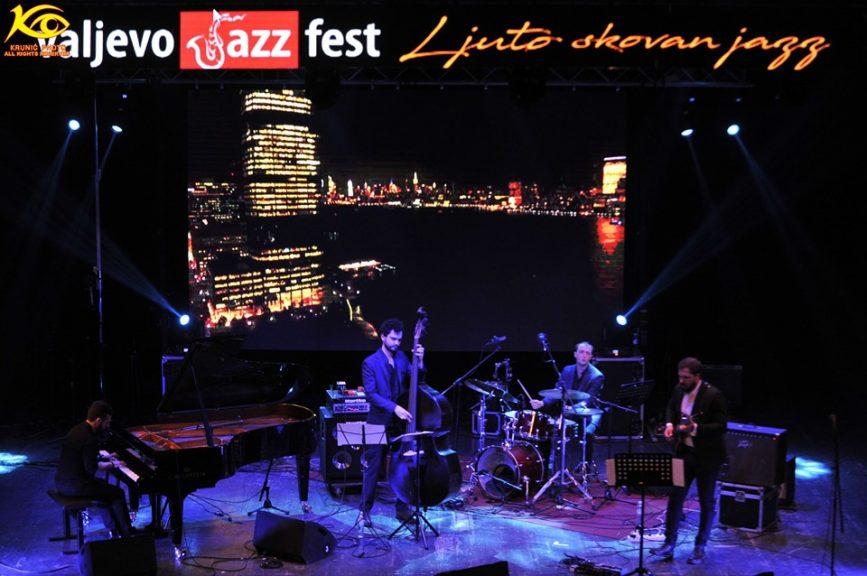 New York kvartet Dimitrija Vasiljevića / Foto: Dragan Krunić