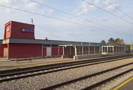 Železnička stanica Valjevo