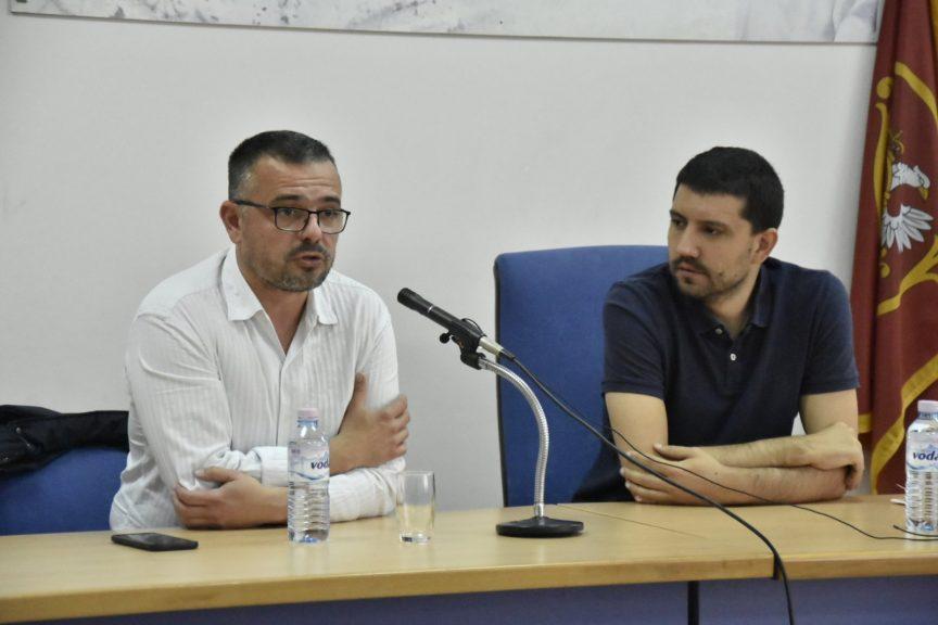 Branislav Nedimović SNS Valjevo